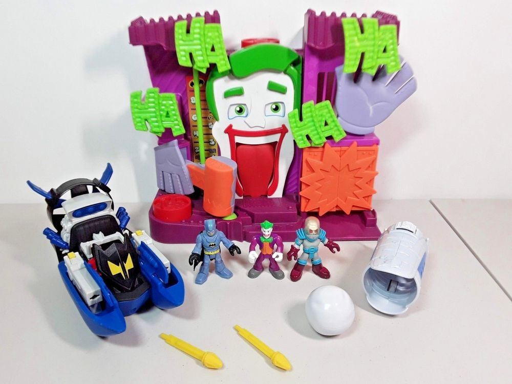 Fisher Price Imaginext Castle Set Giant 2002 NEW Figure Club Toy Kingdom Part