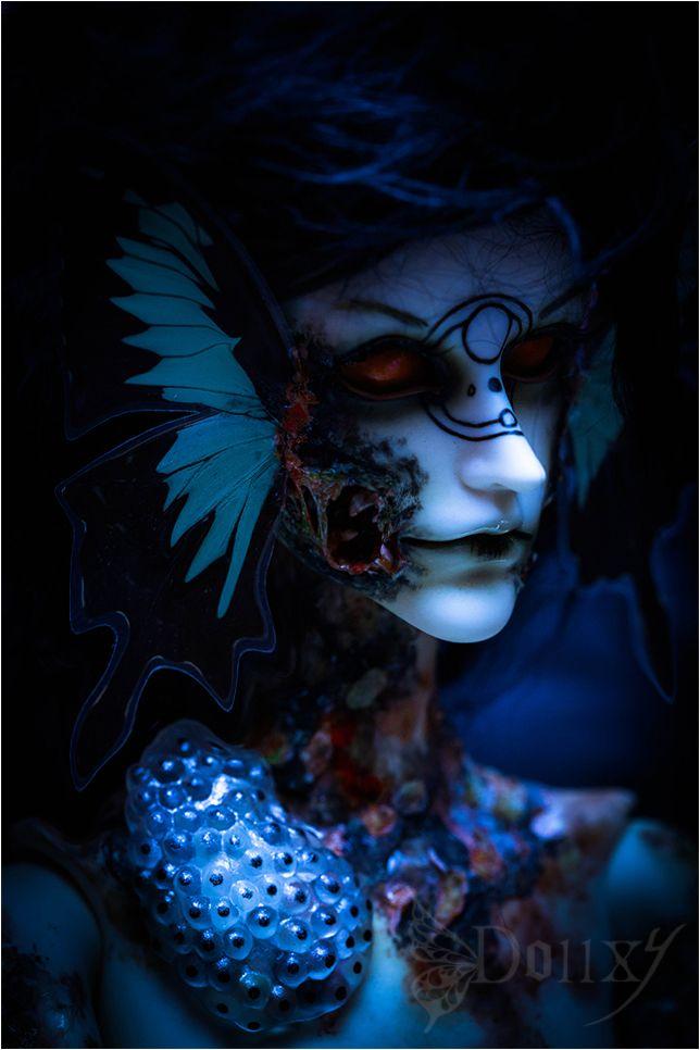 The mothman by Dollxy on DeviantArt