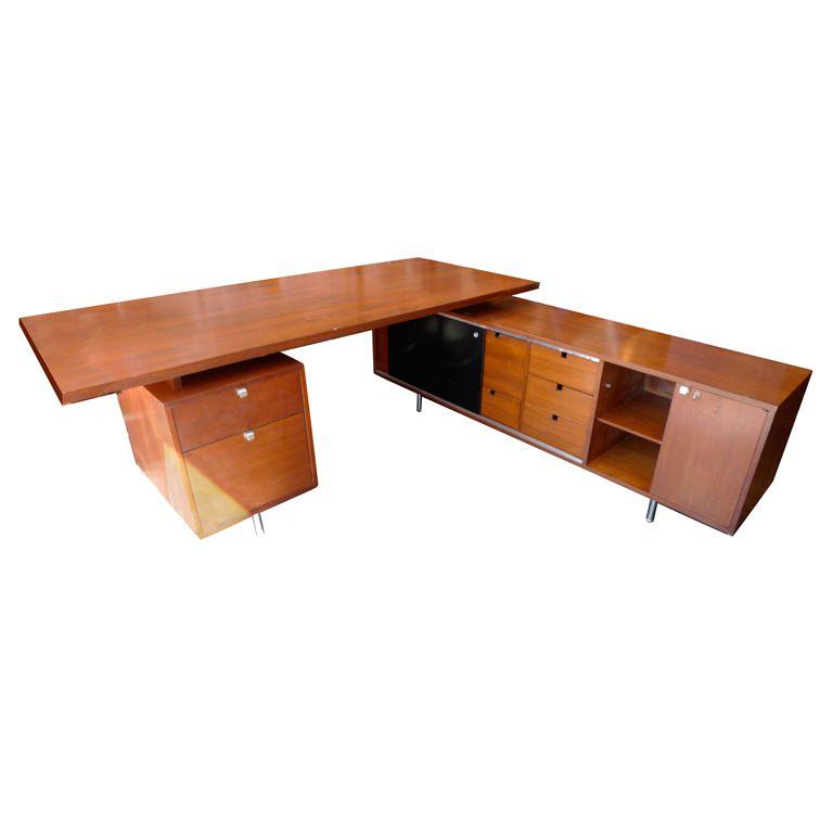 George Nelson Herman Miller Desk