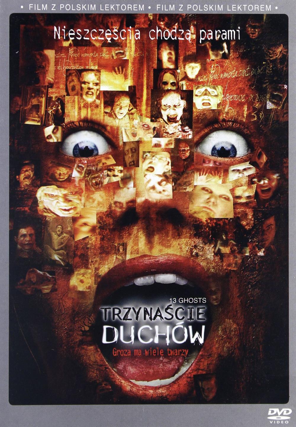 13 Duchow Polski Lektor Tony Shalhoub Dvd 5625163003 Oficjalne Archiwum Allegro Ghost Movies Tony Shalhoub Ghost