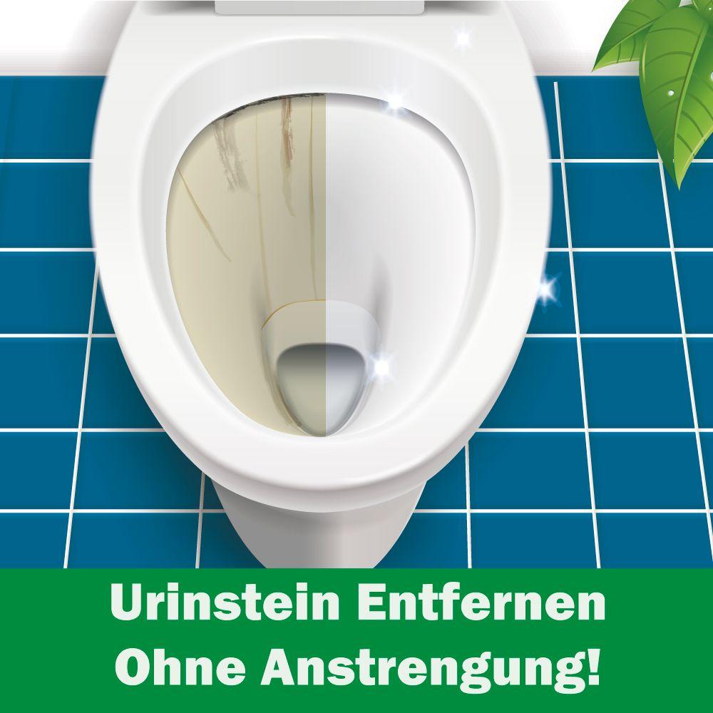 Berühmt Urinstein entfernen! Ohne Anstrengung! Ohne Chemie PJ02