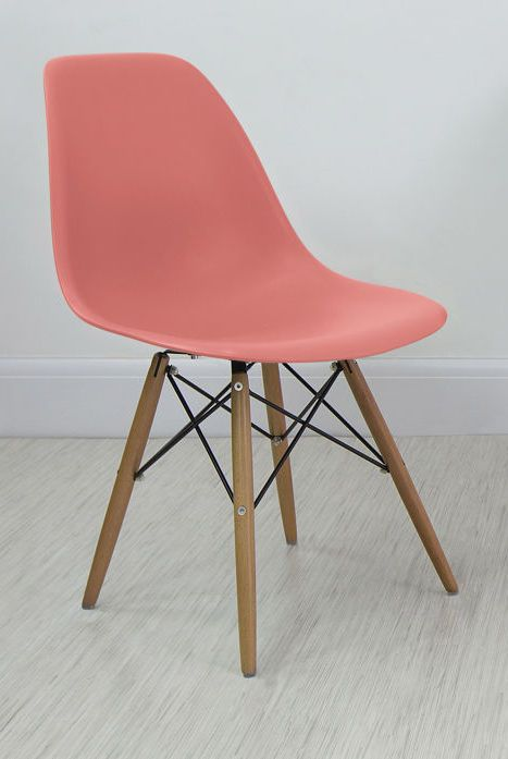 Coral Eames Style Dining Chair from Danetti. | <{}> B e a c hP ...