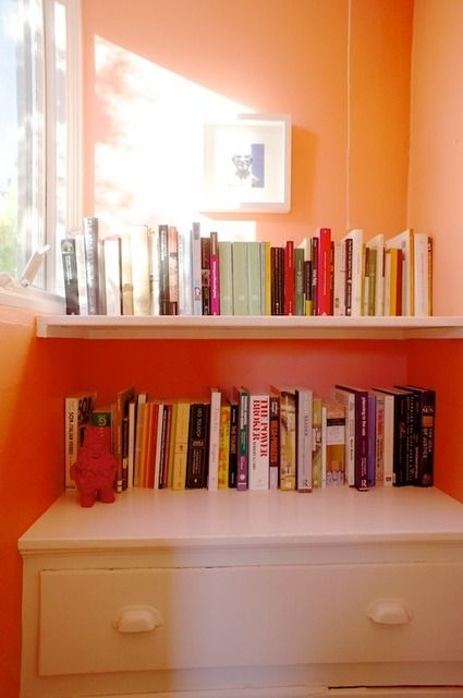 pink closet library