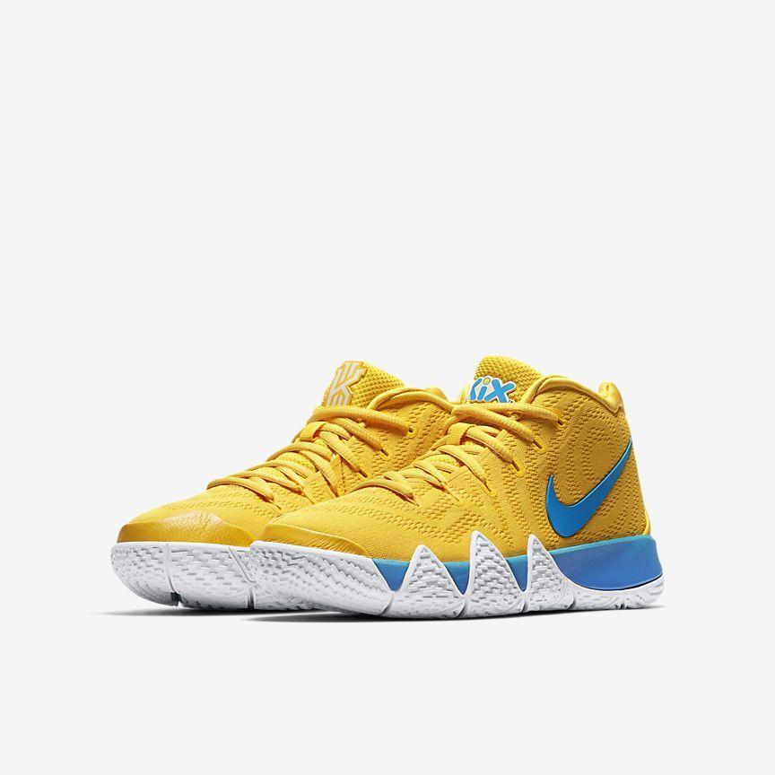 separation shoes 6b3d0 89fb0 Kyrie 4 Kix Big Kids' Basketball Shoe | Sneakers in 2019 ...