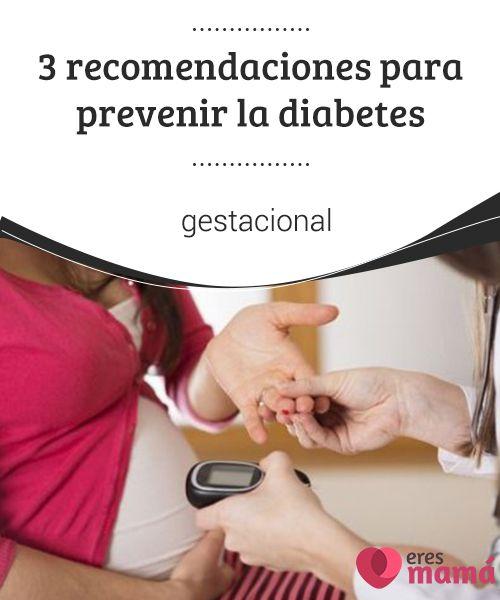 como evitar la diabetes durante el embarazo