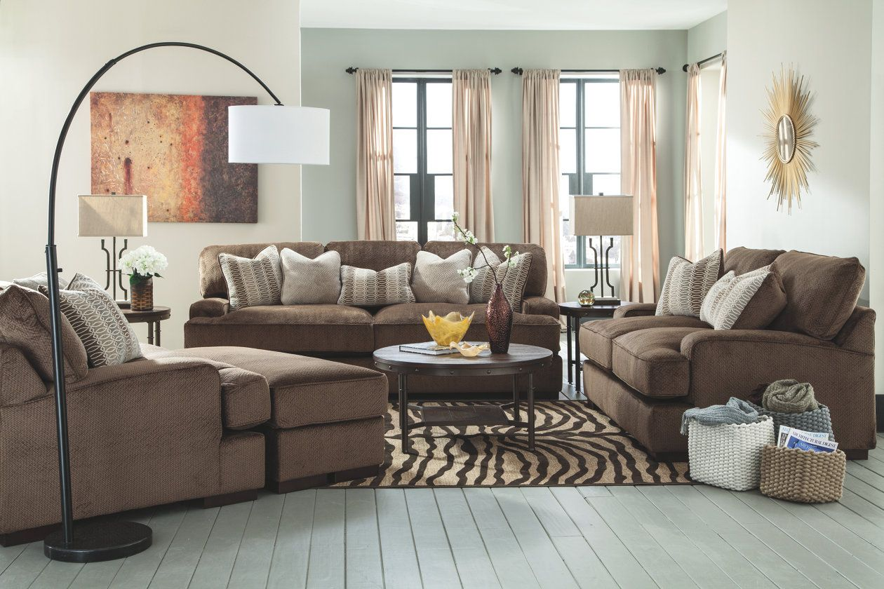 Fielding Sofa And Loveseat Ashley Furniture Homestore Living Room Sets Furniture Oversized Chair And Ottoman