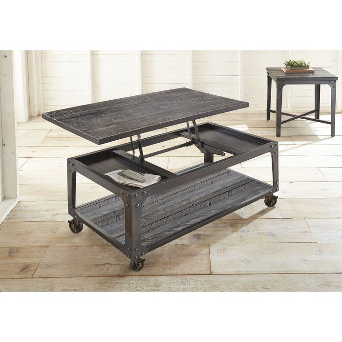 Glastonbury Lift Top Coffee Table Coffee Table With Casters Coffee Table Lift Top Coffee Table