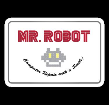 Mr Robot by MrBr8side