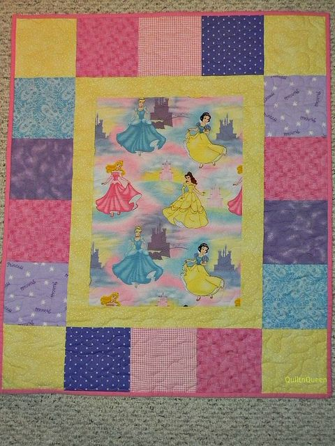 Disney Princesses Quilt | Princess, Disney quilt and Sewing projects : disney princess quilt - Adamdwight.com
