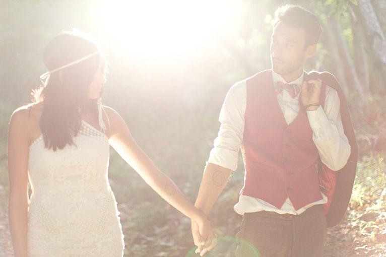 boda sorpresa de raquel del rosario | novios guapos | boda