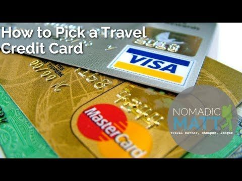 How to pick a travel credit card nomadic matts travel site how to pick a travel credit card nomadic matts travel site bad credit credit cardsbusiness reheart Gallery