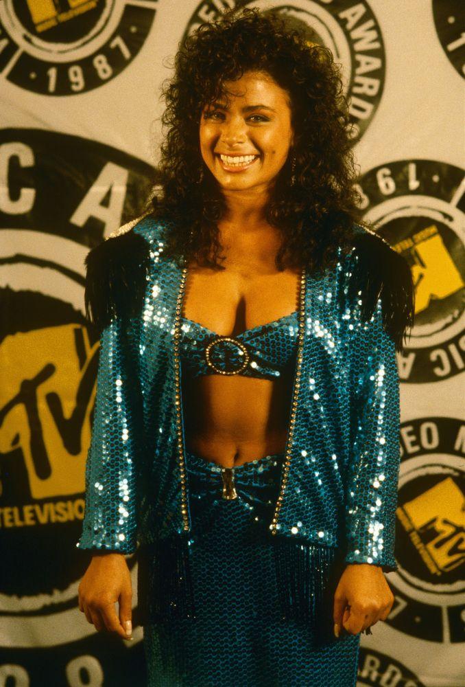Paula Abdul As A Laker Girl