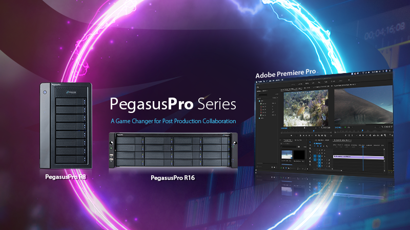 Promise Technology Empowers Creative Professionals Who Use Adobe Creative Cloud To Push Boundaries With Seamless Collaborative Video Editing Adobe Creative Cloud Creative Cloud Creative Professional