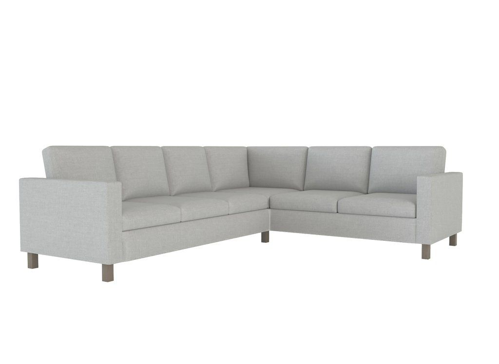 Karlanda 3 2 Corner Sofa Cover Sectional Sofa Cover In 2020 Corner Sofa Covers Sofa Covers Sectional Sofa
