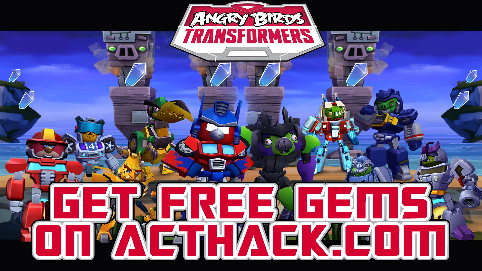 Angry Birds Transformers Hack Updates December 24 2019 At 12 45am