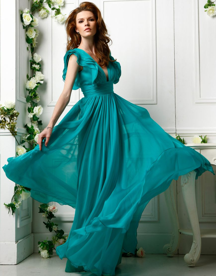 Pin by Sherae Amidan on Flowing, Dancing | Pinterest | Chiffon dress ...