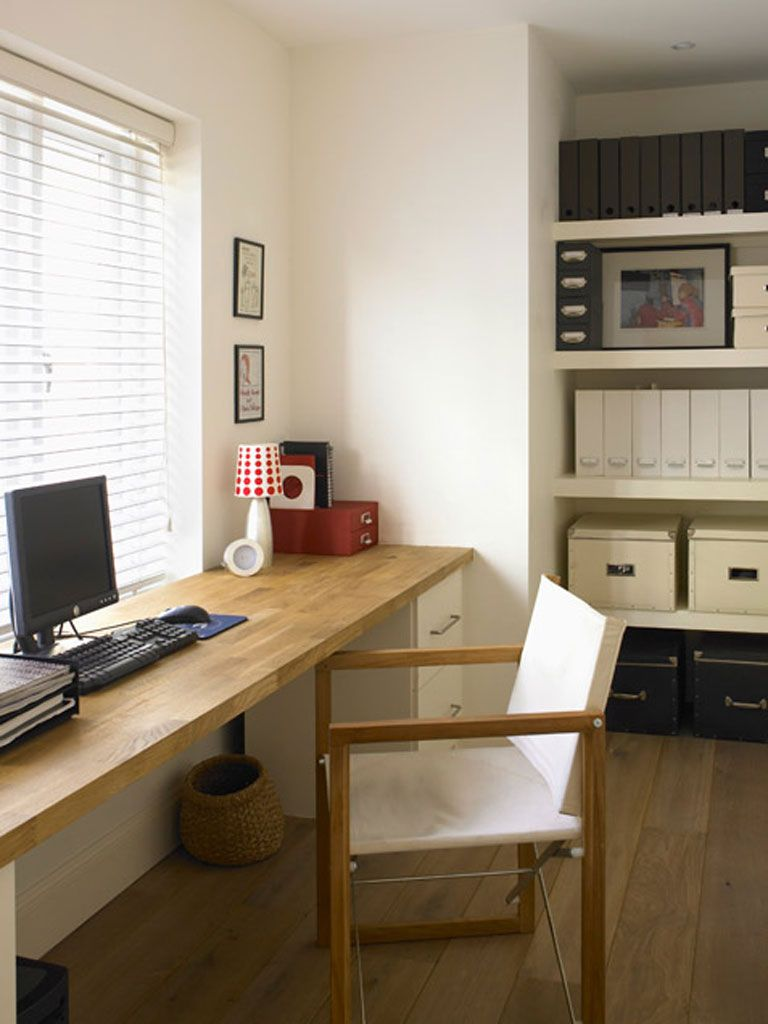 Decorations accessories really simple home working area for Small office area
