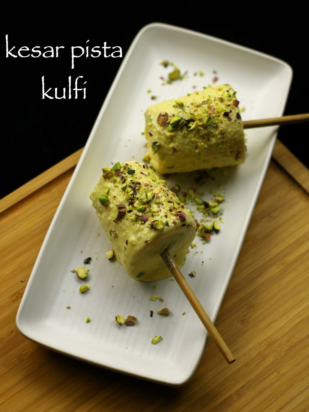 Kulfi Recipe Kesar Pista Kulfi Recipe Kulfi Ice Cream Recipe Kulfi Recipe Recipes Cooking Recipes Desserts