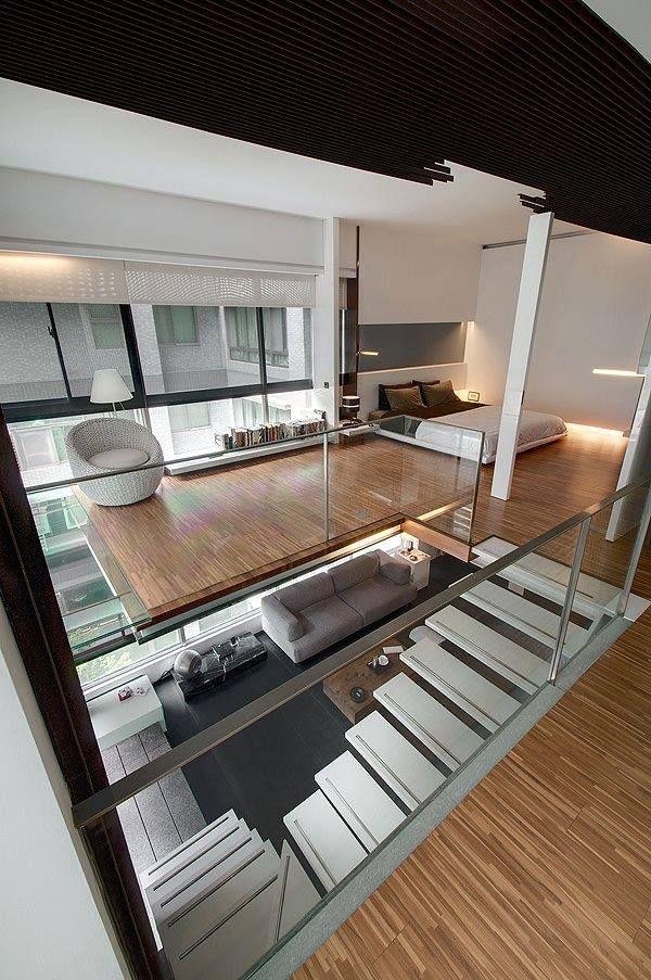 Pin de Dave Pollard en Loft Apartments | Pinterest | Arquitectura ...