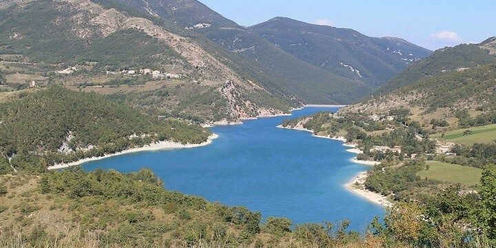 Fiastra, Monti Sibillini, Italy