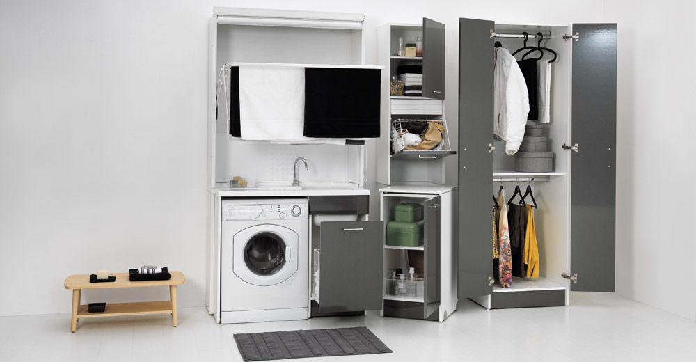 Colavene s p a produzione mobili per la casa - Mobili per lavanderia ...