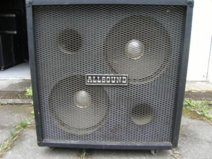 Allsound Bassbox BS 250 2x15 - Vintage - Tausch in Hannover - ebay kleinanzeigen küche köln