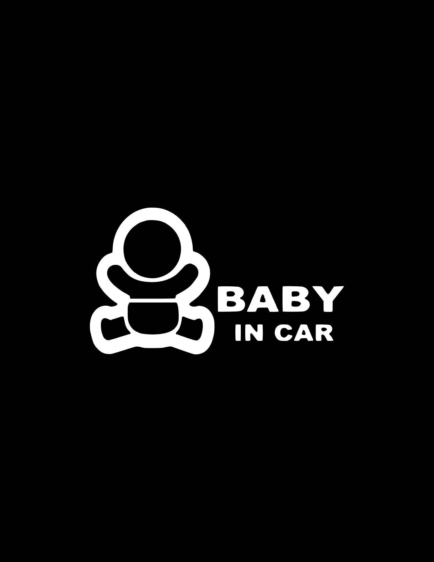 Baby On Board Decal Baby In Car Decal Baby On Board Car Decal Baby In Car Baby On Board Sticker Cute Baby On Board Car Decals Digital Word Art Window Decals [ 1892 x 1462 Pixel ]
