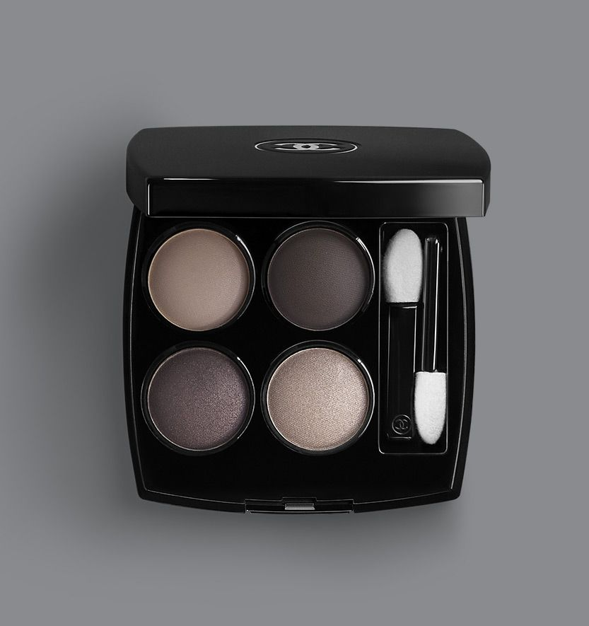 39d5f69cfb Les 4 Ombres 322 Blurry Grey | Chanel New Eye Collection in 2019 ...