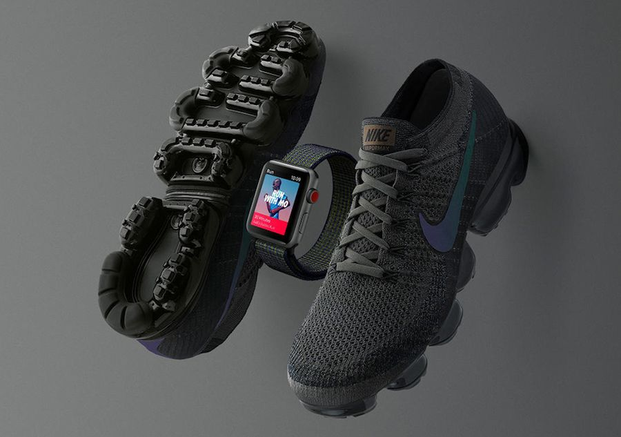 "newest f0fad d47bc Nike Air VaporMax ""Midnight Fog"" Releasing on Black Friday"