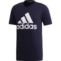 Adidas Herren Must Haves Badge of Sport T-Shirt, Größe S in Schwarz adidasadidas #howtotake