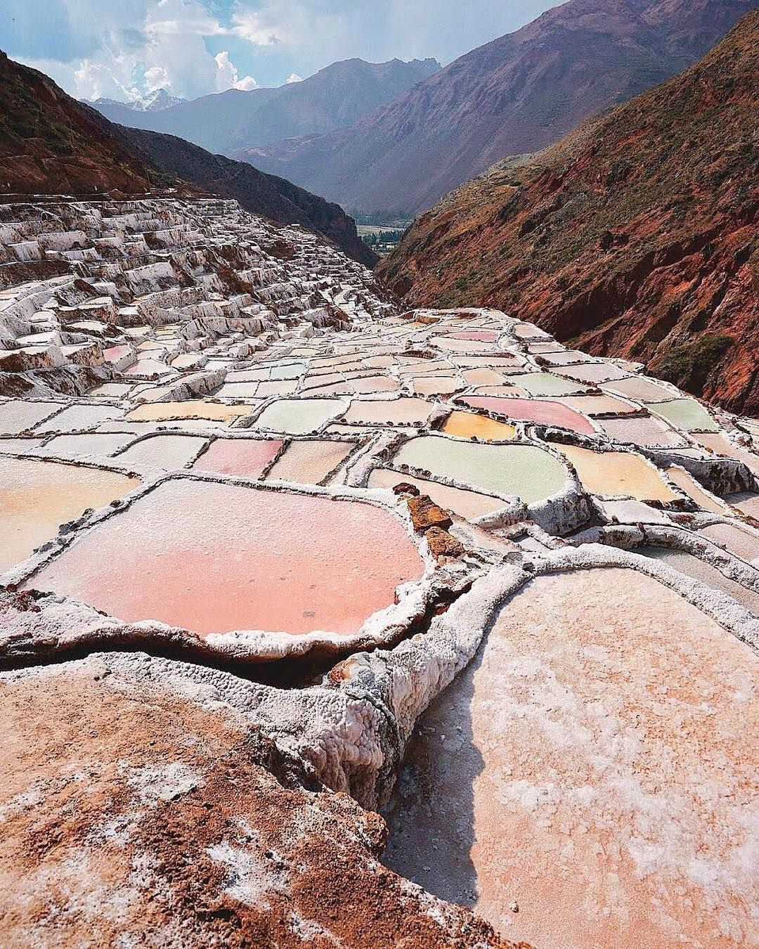Peru salineras de maras