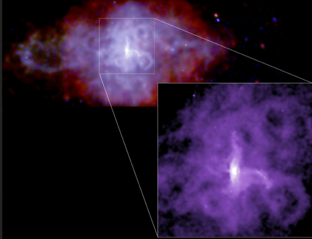 Here's the Milky Way supernova you've never heard of