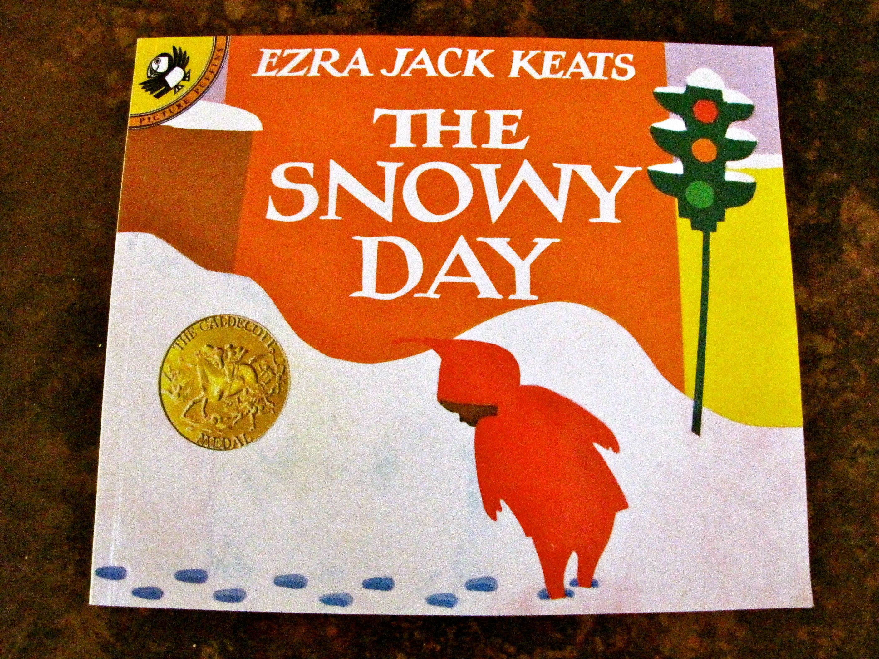 Learning With Literature The Snowy Day