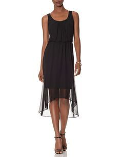 Drapey Hi-Low Dress from THELIMITED.com #TheLimited #OnlineExclusive