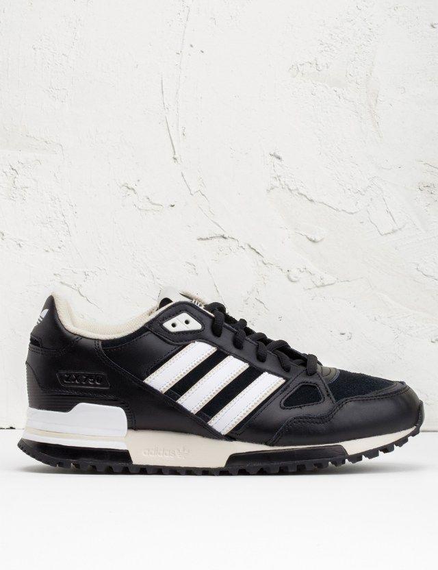 a80544545603f adidas Originals Black ZX 750 Shoes