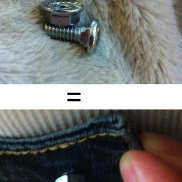 Fix those pants!