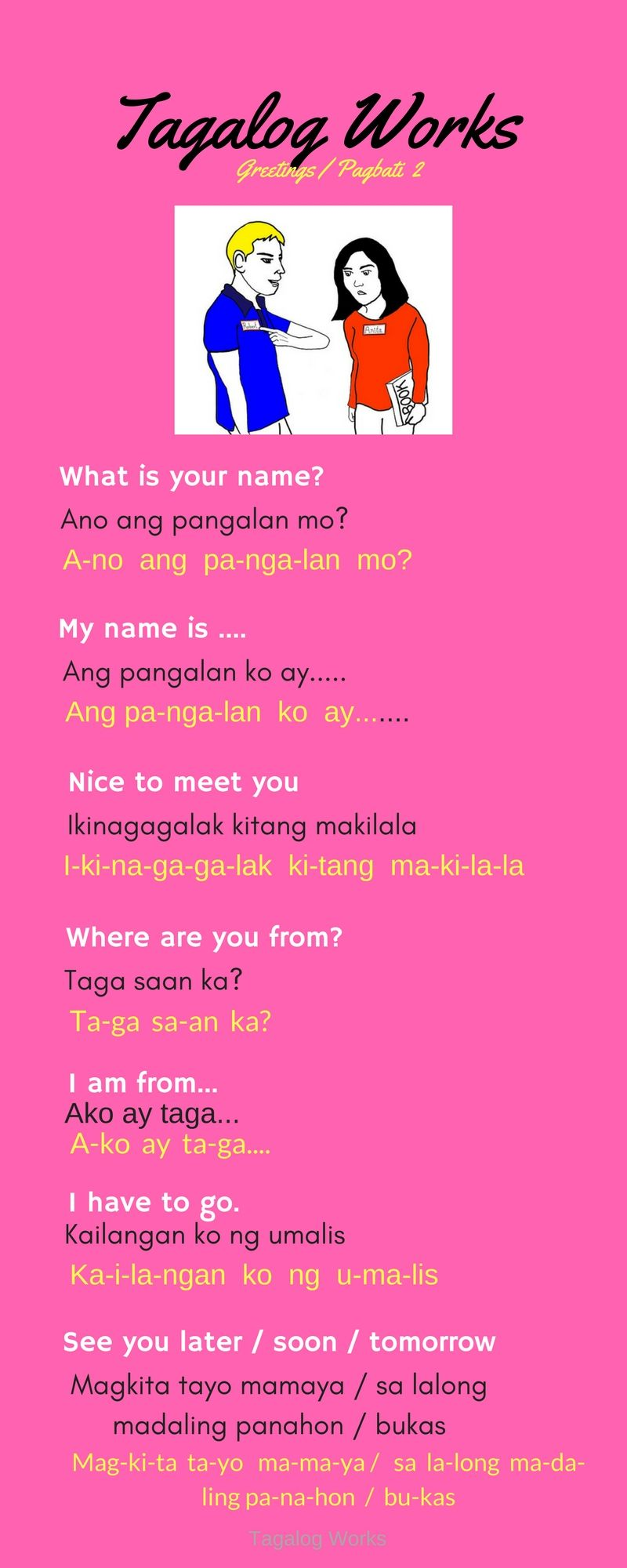 Pin by tagalog works on conversations in tagalog pinterest tagalog malvernweather