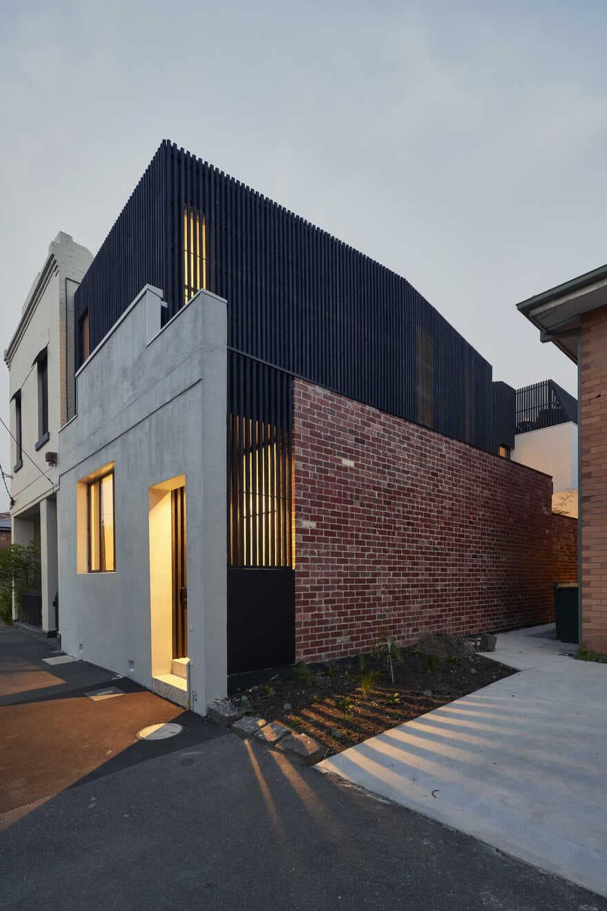 PerfectImperfect House / Megowan Architectural