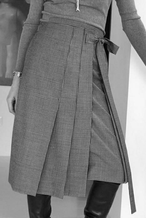 Pin von Rita Vondracek auf Nähen in 2018 | Skirts, Dresses und ...