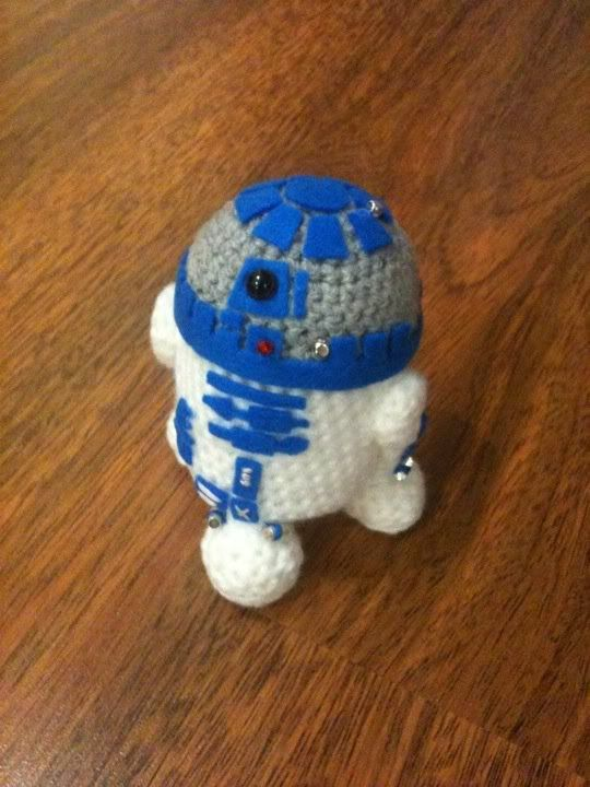 Crochet star wars patterns | Star Wars Häkeln | Pinterest | Star ...