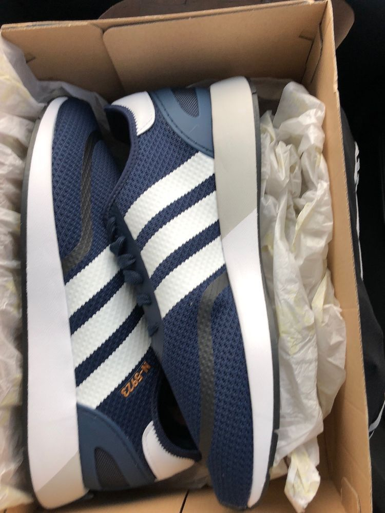 f7933cc30e3 Adidas Originals N-5923 Iniki Runner Collegiate Navy White Black DB0961  SIZE 12  fashion  clothing  shoes  accessories  mensshoes  athleticshoes  (ebay link)