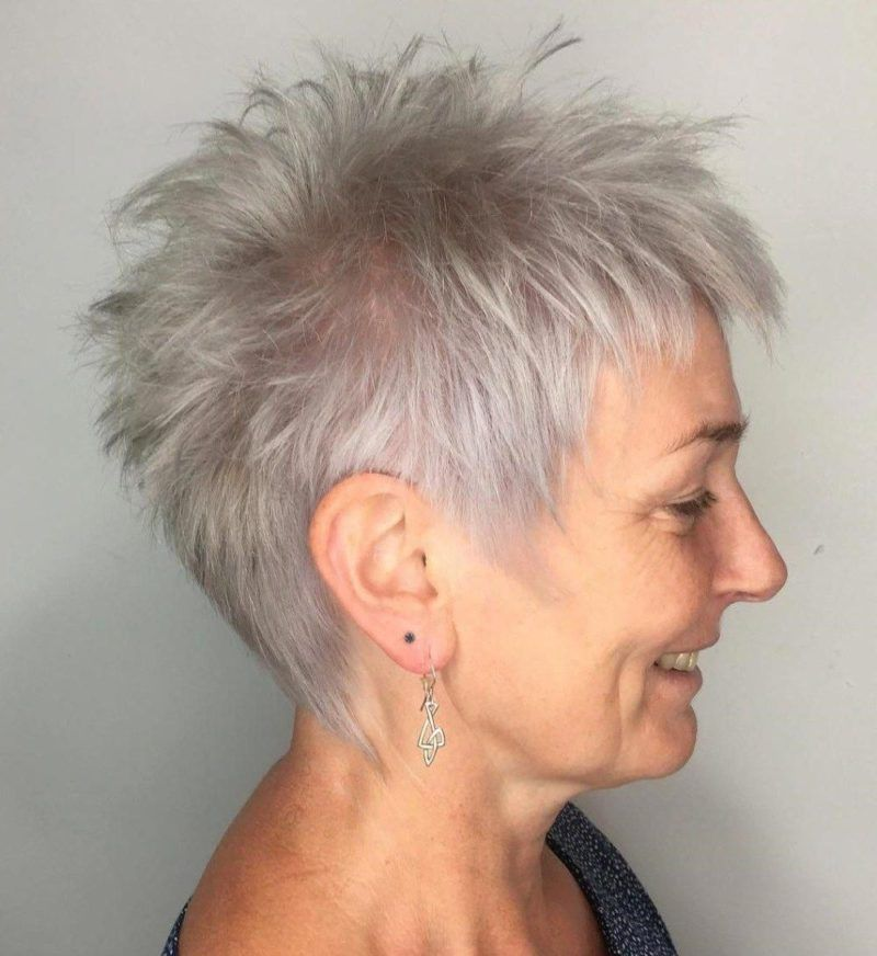 15 Beautiful Gray Hairstyles that Suit All Women O
