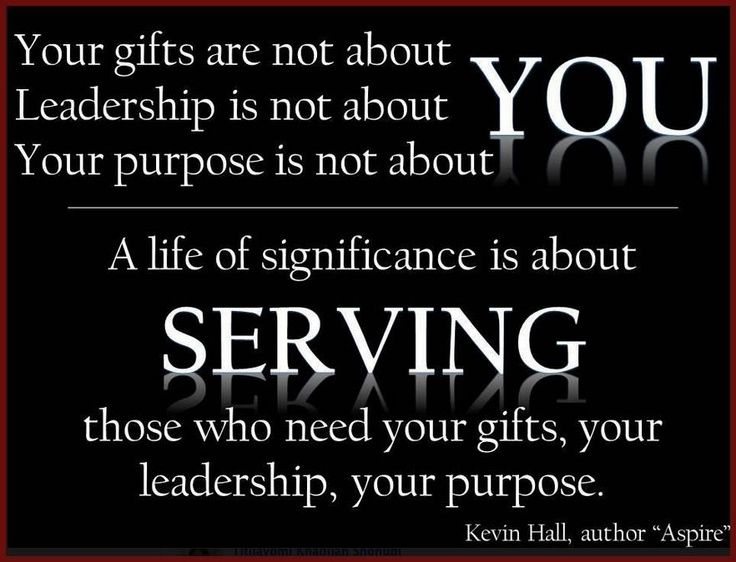 the motto and leadership philosophy of my life Leadership, - my leadership philosophy for student leadership  an example of a leader in my own life would be the man who use to be pastor at my church i was a .