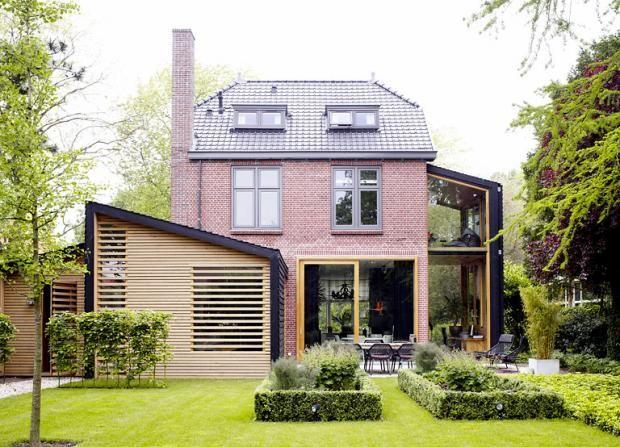 jugendstilvilla modern saniert nachher freundliches einfamilienhaus einfamilienhaus. Black Bedroom Furniture Sets. Home Design Ideas