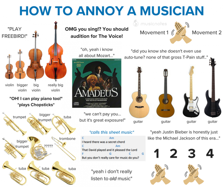 Best Music Memes of All Time — Musicnotes Now Music