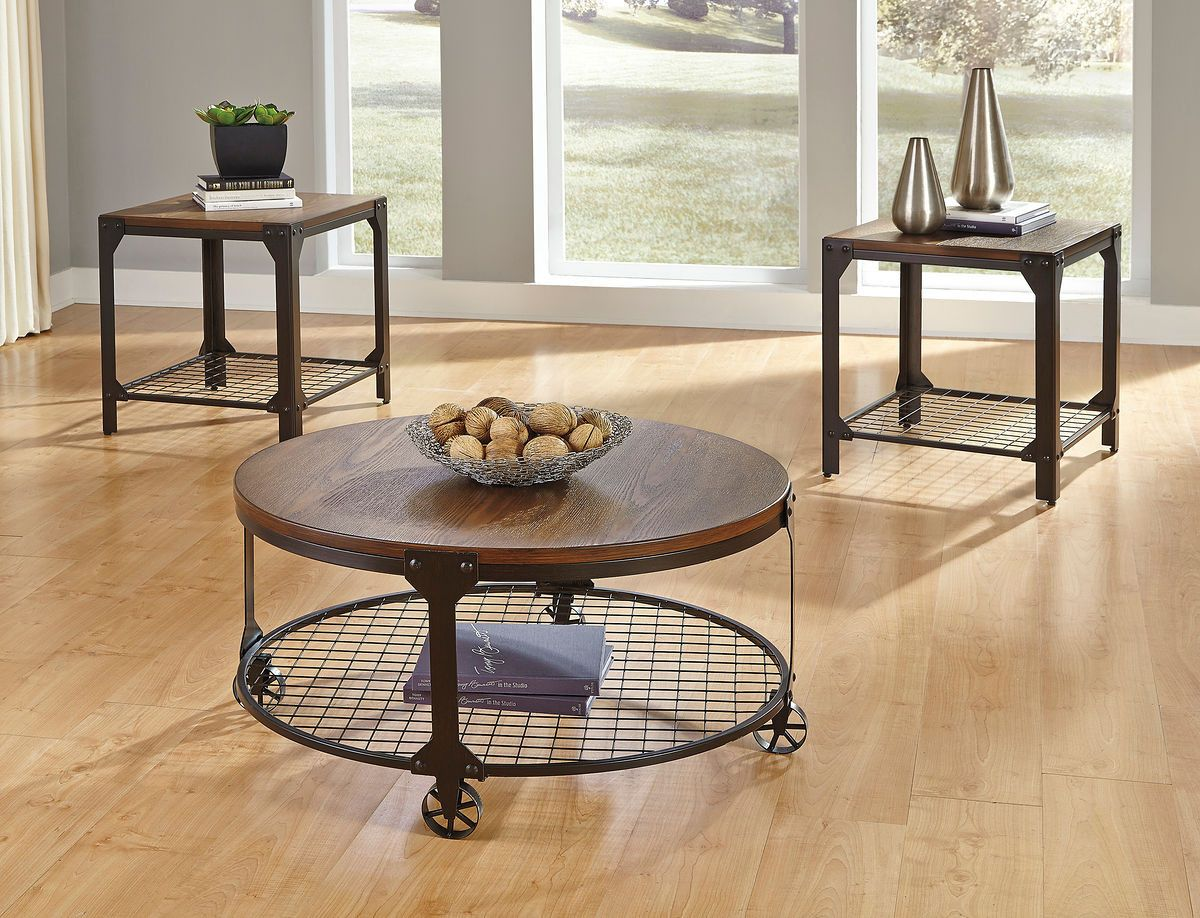 3 piece coffee table set with storage collection3 piece
