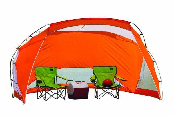 Portable Sun Shelter Travel Beach Umbrella