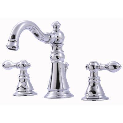 Widespread Bathroom Faucet With Optional Pop Up Drain Assembly Widespread Bathroom Faucet Bathroom Faucets Brass Bathroom Faucets
