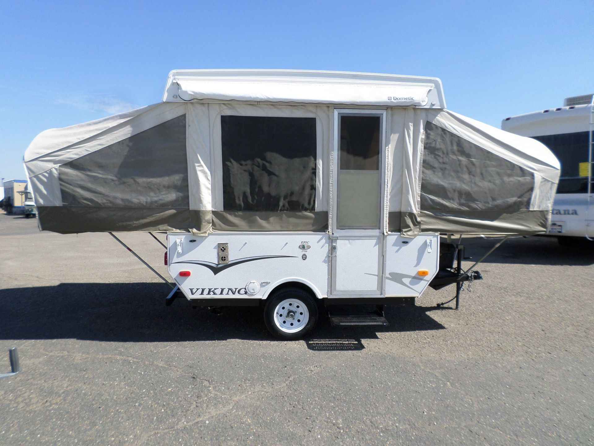 2010 Viking Epic 1706 Pop Up Tent Trailer Pop Up Tent Trailer