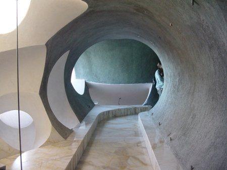 Maison boule ou l\u0027architecture des sphères ! MuStudio - plan de maison originale
